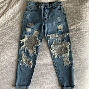 Fashion Nova Mom Jeans